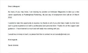 Professional Thank You Letter Best Thank You Letter To Colleagues For Support Poemsviewco