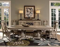 diningroomsoutlet reviews. fairmont designs rocky point 7pc double pedestal dining set in beechnut and clay diningroomsoutlet reviews
