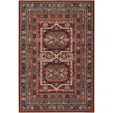 timeless treasures maharaja burdy 7 ft x 10 ft area rug