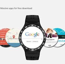 new sa smart watch phone mate g map pedometer heart rate