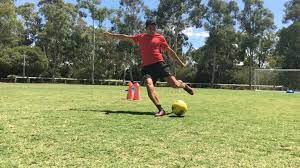 individual soccer drills with sle