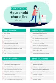 Moving Youll Need This Ultimate Housecleaning Checklist