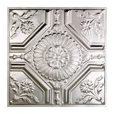 lay in tin ceiling tile in