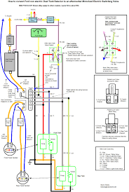 dual fuel pump wiring harness dual wiring diagrams online dual tank selector description wiring diagram