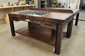 Industrial Kitchen Furniture Vintage Industrial Kitchen Island Vintage Industrial Furniture