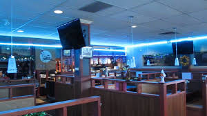 rgb led accent lighting led lights at wall crown around restaurant