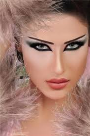 khaliji makeup rac look isn t the point to try and make the eyes seem bigger and more