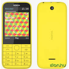 NOKIA 225 Dual Sim yellow - iPon ...