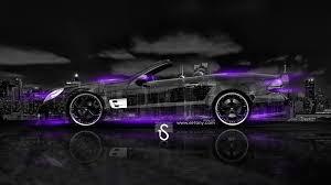 mercedes benz sl tuning crystal city car