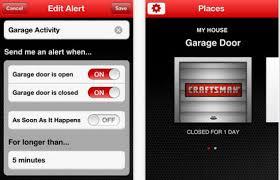 garage door remote app5 Garage Door Opening Apps for iOS Devices  AppGinger