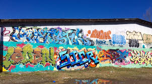 Tags represented on the Foundation Walls include those by SICR, VALET,  STUK, DES