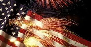 Flag And Fireworks Us Independence Day Photo 59767 Fanpop