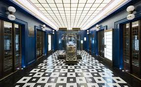 Harrods Design Studio David Collins Studios Overhauls Harrods Superbrands Floor