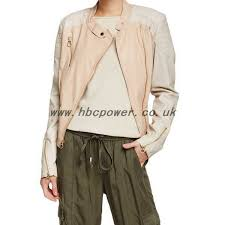 laundry leather jacket ivory blush pink pink outerwear women s by faux satisfactory