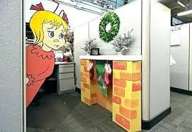 office cube door. Interesting Door Cubicle Art Cube Decor Garage Door Office Decorating  In Office Cube Door S