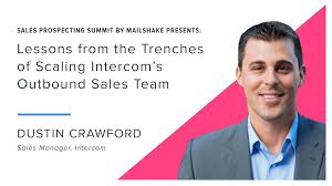 Lessons from scaling Intercom's outbound sales team