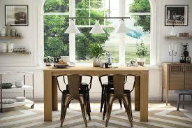 white metal furniture. Elise Metal Dining Chair White Furniture