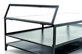 shadow box coffee table rustic shadow box coffee table shadow box coffee table coffee table bookshelf