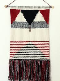 woven wall hanging tapestry loom