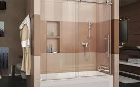 drop doors seal sweep gorgeous depot parts dreamline for home sliding tubs ove custom basco
