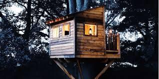 world class backyard treehouse