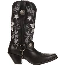 Durango Boots Size Chart Crush By Durango Womens Embroidered Harness Western Boot
