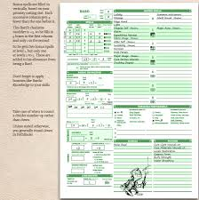 best pathfinder character sheet you ll ever use gaming advice and tools pathfinder character sheets