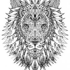 Small Picture Coloring Pages For Adults Difficult Animals Archives Mente Beta
