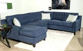 navy blue leather sectional sofas sofa bed grey convertible with