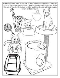 Small Picture Fresh Dog And Cat Coloring Pages Gallery Kids 5573 Unknown