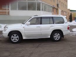 2002 Toyota Land Cruiser Photos, Specs, News - Radka Car`s Blog
