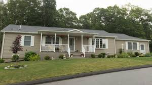 Luxury Mobile Home Mobile Homes Pull In To Luxury Youtube