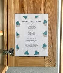 Stick Butter Conversion Chart How To Make A Baking Conversion Chart With Canva The Blue