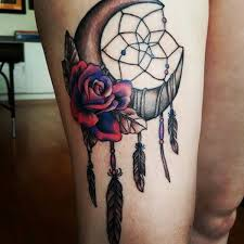 Native Dream Catcher Tattoos 100 Dreamcatcher Tattoo Designs 100 57