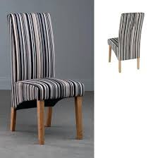 striped dining chairs stripe fabric dining chair striped dining room chair cushions