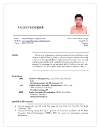 Cover Letter Resume Example For Students Resume Example For Esl in Resume  Sample Format For Working