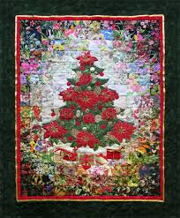 "Oh! Christmas Tree"" Watercolor Quilt Kit – Whims & The first mention in history of fir trees used in Christmas celebrations  was in 12th century Germany. This Watercolor Quilt Kit ... Adamdwight.com"