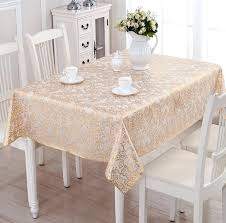 plastic table cloth tablecloths waterproof table cover tablecloth wipe clean vinyl tablecloth dining rectangle silver elastic plastic table cloth
