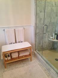 Ikea Bathroom How A Cute Ikea Bathroom Bench Helped Cure My Dry Skin Glamour