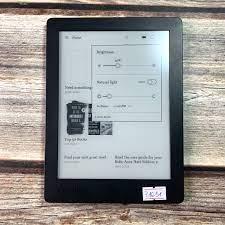 Máy Nhật Cũ] Máy Đọc Sách 6,8 inch Kobo Aura H20 Edition 2 code 71631