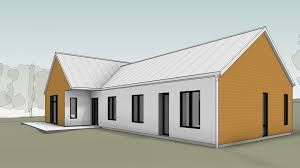 Small Picture Net zero house design