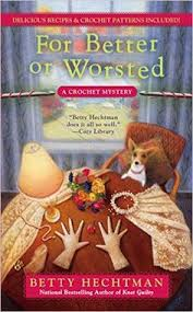 Fall to Pieces (A Southern Quilting Mystery Book 7) by El... https ... & For Better or Worste ( A Crochet Mystery #8) by Betty Hechtman Adamdwight.com