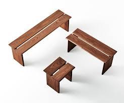 Japanese minimalist furniture Residential Mikiyakobayashicom Oen Minimalist Shaping Wooden Furniture By Japanese Designer Mikiya