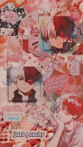 Cute Todoroki Lock Screen Wallpapers ...