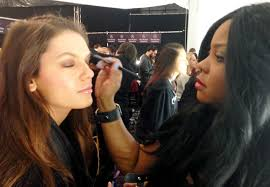 effortless l oreal paris spring makeup at project runway during fashion week inside the life of a makeup artist