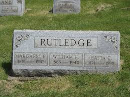 William Henry Rutledge (1865-1942) - Find A Grave Memorial