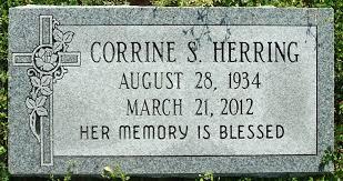 Corrine Stroud Herring (1934-2012) - Find A Grave Memorial