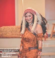 Indian Headdress หมวกอนเดยแดง เสอผาแนวโบฮเมยน