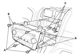 need interior trim wiring diagram to install radio onto honda crv lx model