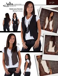 Womens Vest Sewing Pattern